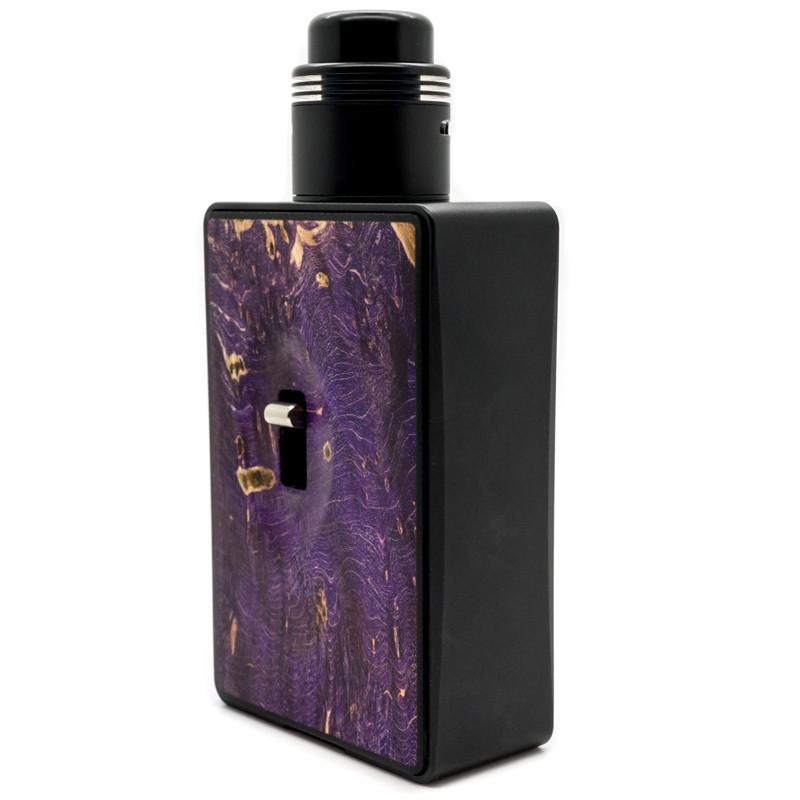 asMODus Spruzza 80W Squonk Kit purple