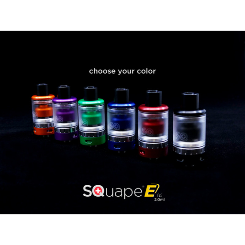SQuape E[c] all colors