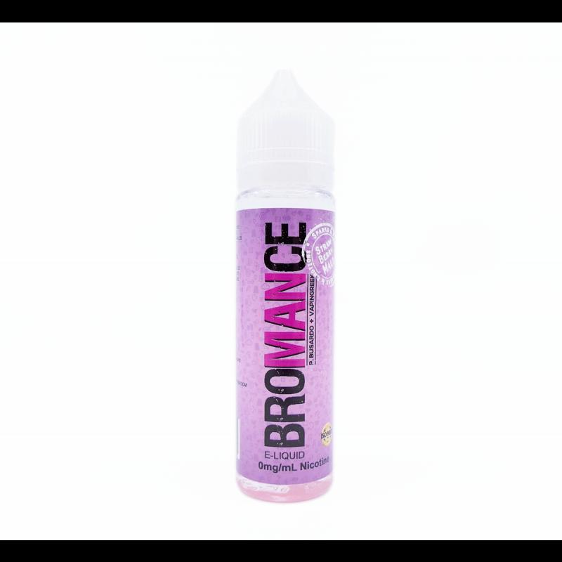 Bromance Strawberry Malt Flasche