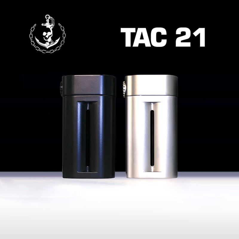 Squid Industries TAC21 Blick von Seite