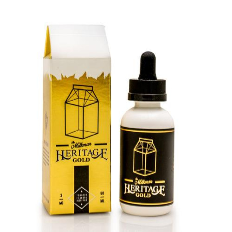 The Milkman Heritage Gold