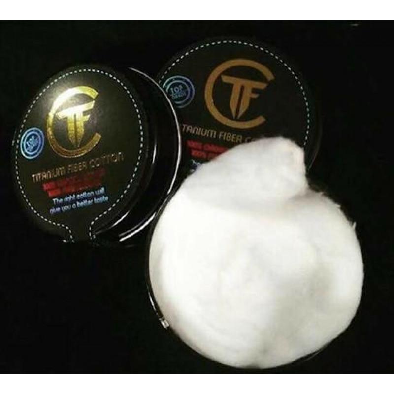 Titanium Fiber Cotton in the box