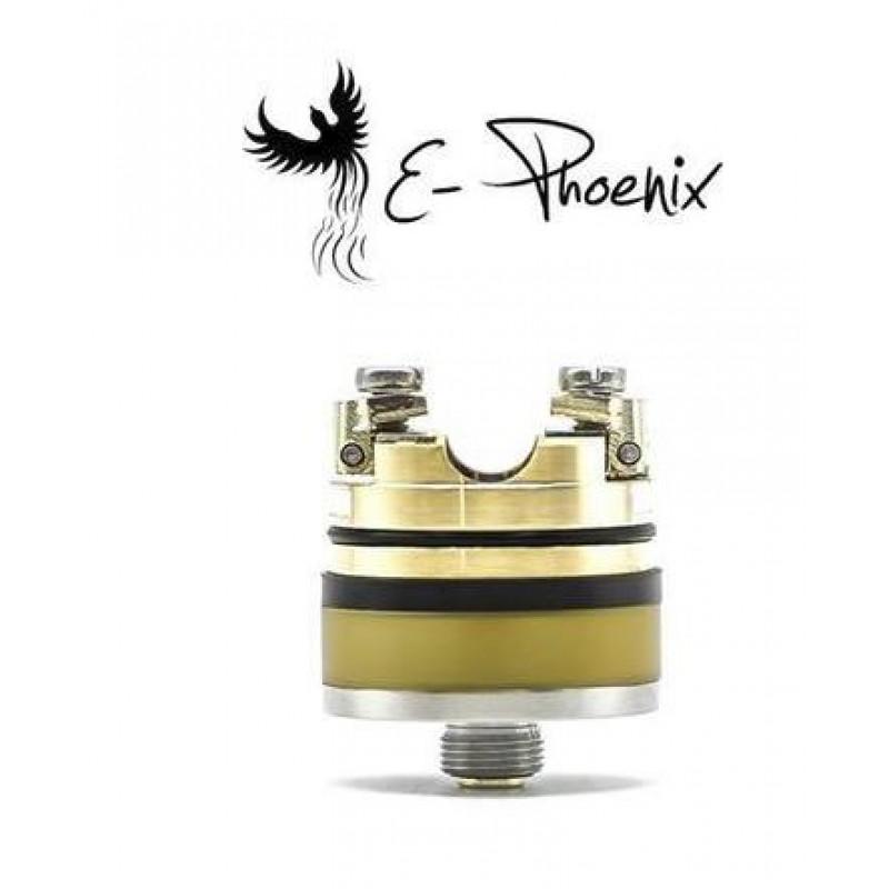 E-Phoenix The Legend RDTA Deckansicht Seite