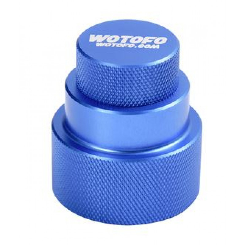 Wotofo Easy Fill Squonk Cap 60ml blue