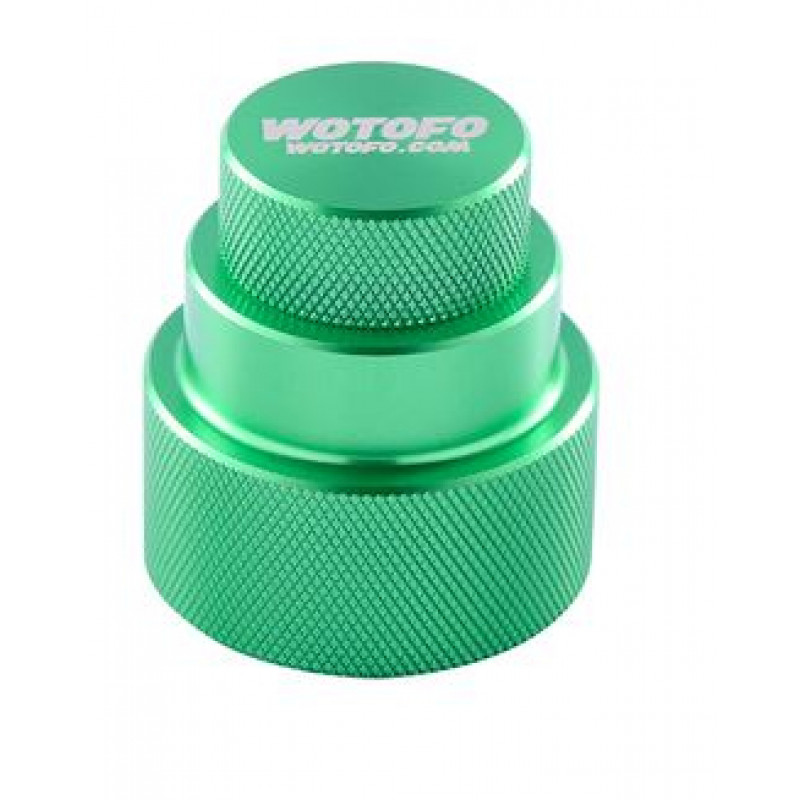 Wotofo Easy Fill Squonk Cap 60ml green