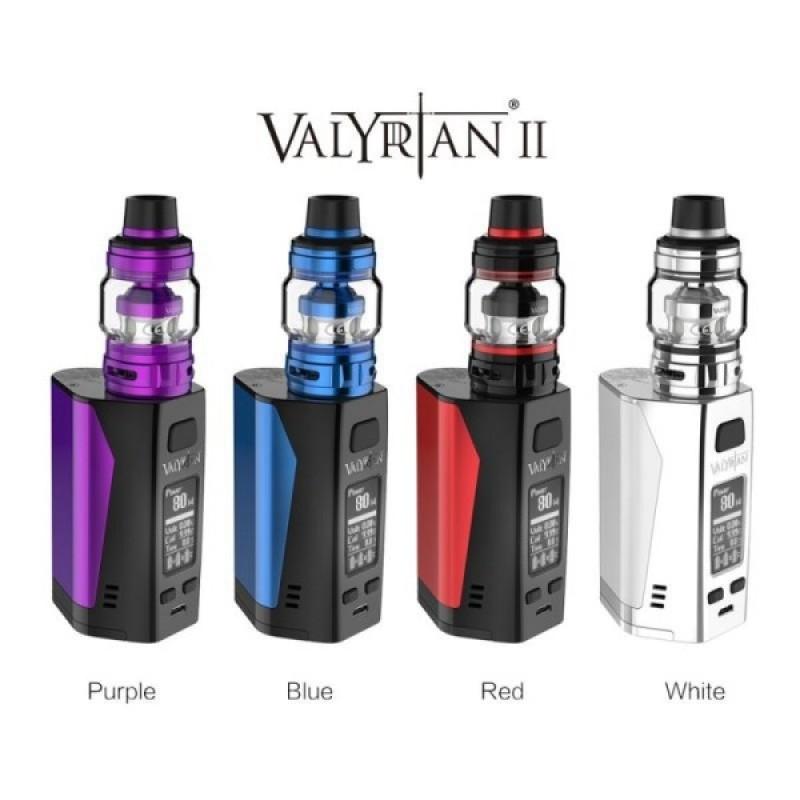 Valyrian 2 Kit von Uwell Farben