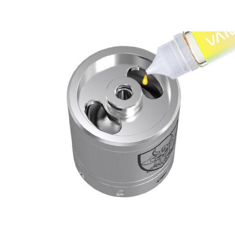 Vandy Vape Berserker Mini MTL RTA befüllen
