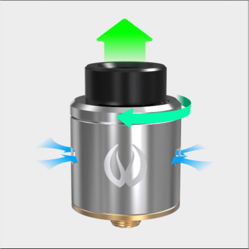 Vandy Vape Icon RDA airflow cap