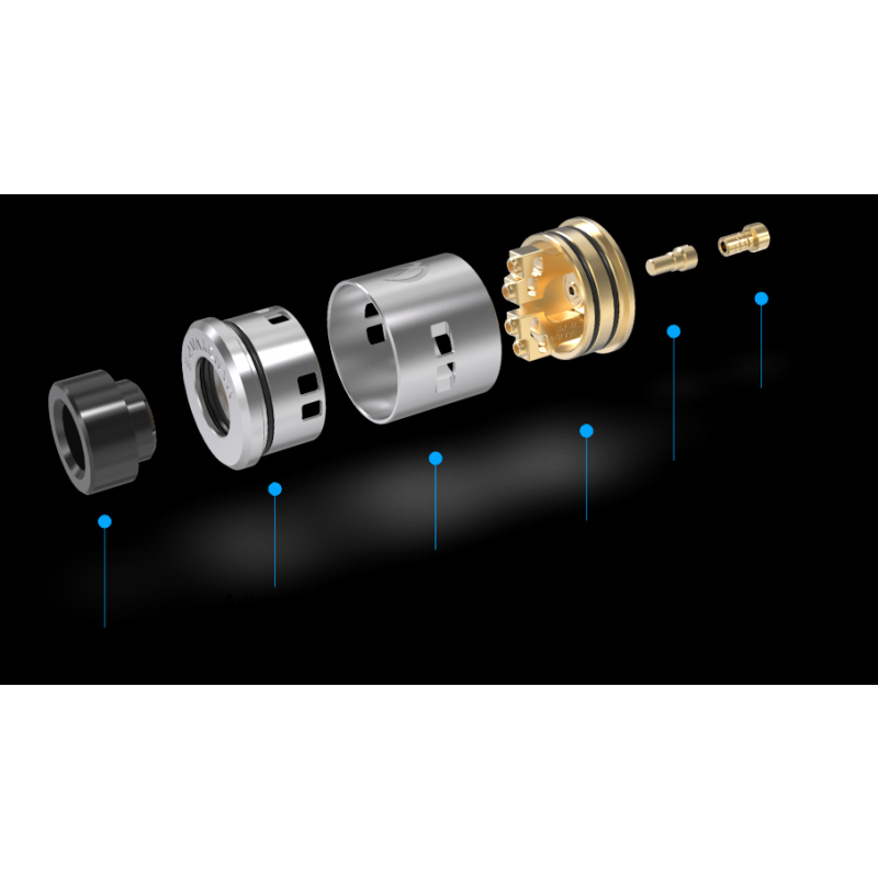 Vandy Vape Icon RDA parts