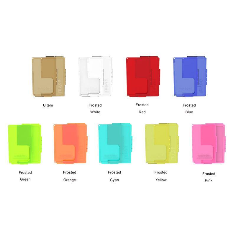 Vandyvape Pulse BF Mod Panels farben namen