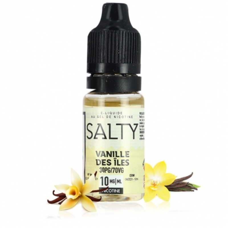 SALTY Vanille des Iles