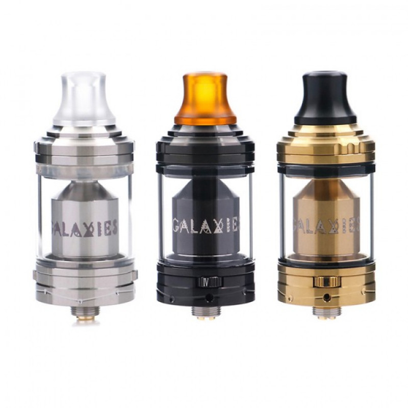 Vapefly Galaxies MTL RTA Ansicht