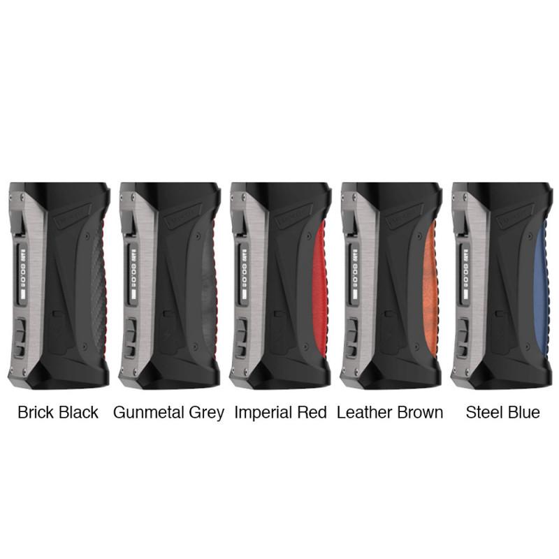 Vaporesso Forz TX80 Mod farben