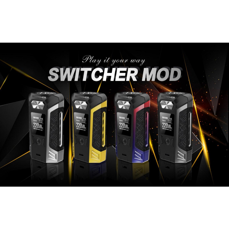 Vaporesso Switcher Mod colors