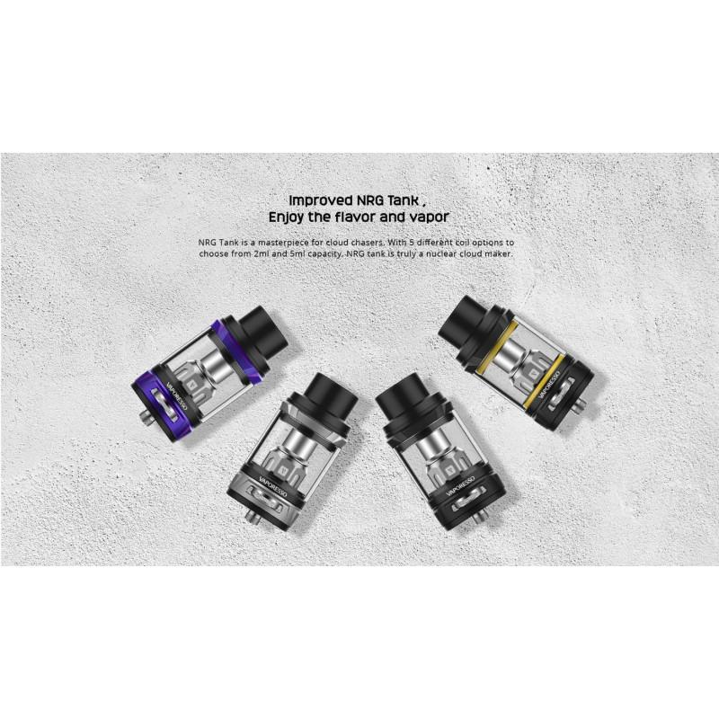 Vaporesso Switcher – NRG Kit nrg tanks