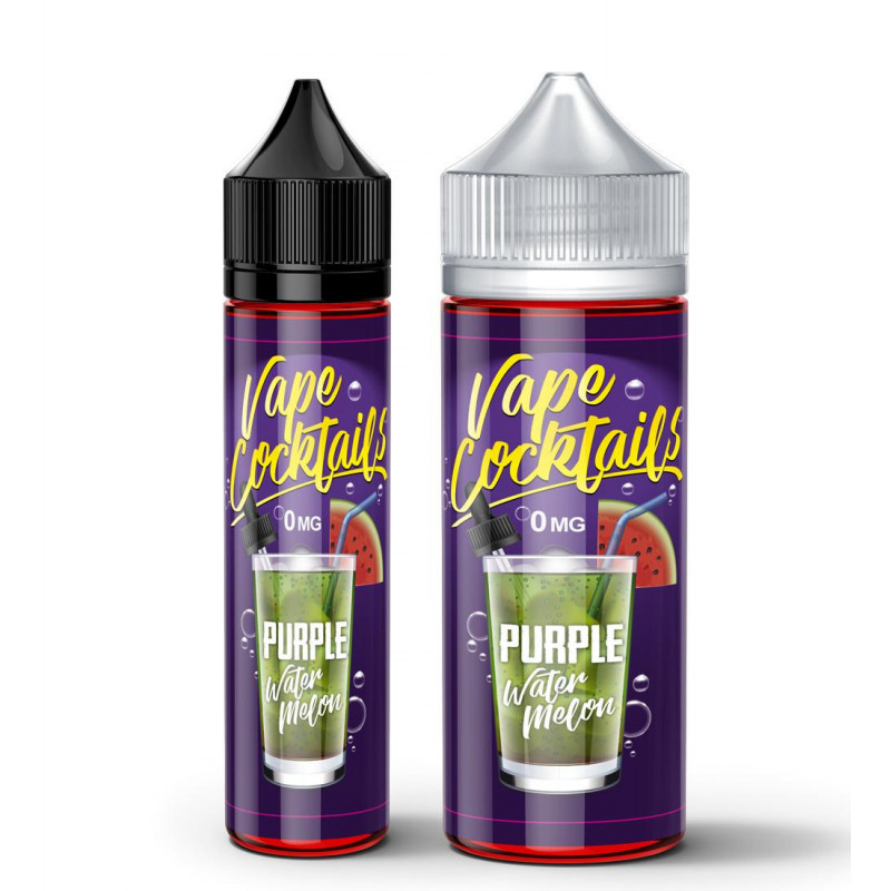 Vdistro Vape Cocktails Purple Watermelon