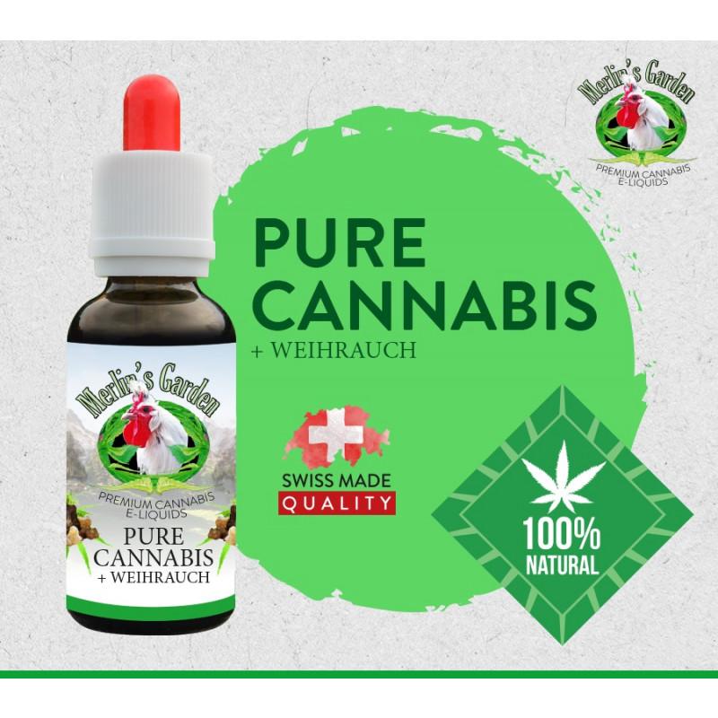 Merlin's Garden Mix Cannabis Olibanum