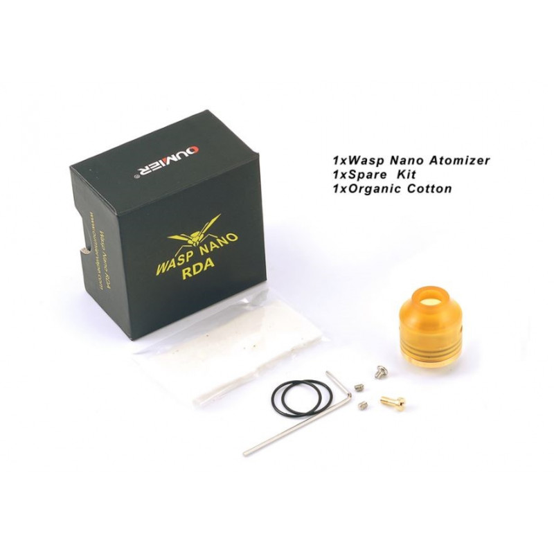Oumier Wasp Nano RDA box