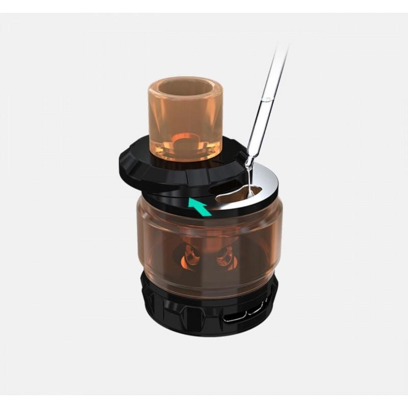 Wismec Active - Amor NS Plus Kit (mit Bluetooth Boxen) tank