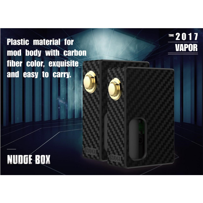 Wotofo Nudge Box carbon