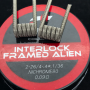 Coilology Interlock Framed Staple Alien