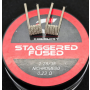 Coilology Staggered Fused Clapton