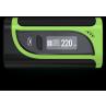 Eleaf iKonn 220 mit Ello mod display