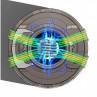 Psyclone Mods Hadaly Ti RDA Strömungsverlauf von oben