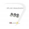 MTL Kit 1.3/2.0/2.5mm SQuape E