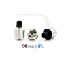 Stattqualm Squape S[even] RDA Ansicht Base und Top Cap