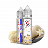Vaping in Paris Ice Paradise (Glace Vanille)