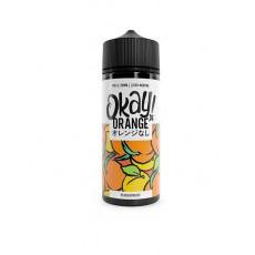 Okay! Orange Peach/Apricot